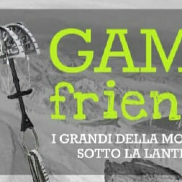 GAMS' Friends – ALBERTO GNERRO